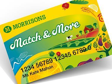 match and more card