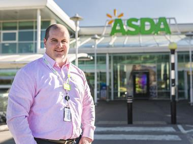 asda stafford david mclawrence
