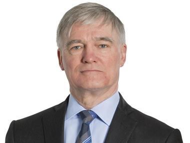 Tesco non-exec chairman Sir Richard Broadbent