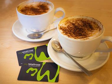 waitrose coffee