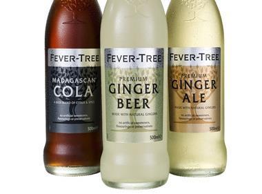 fever tree mixers
