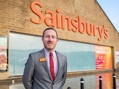 phil thompson sainsbury's huddersfield