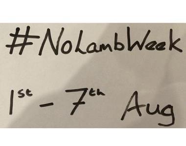 No Lamb Week