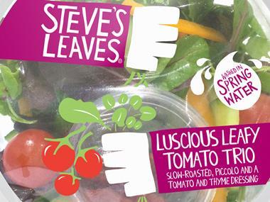 Steve's Leaves salad bowl