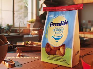 Greenvale potatoes