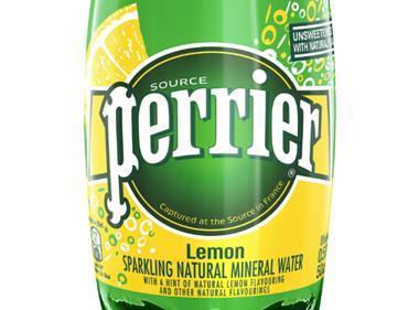 Perrier Flavours, lemon