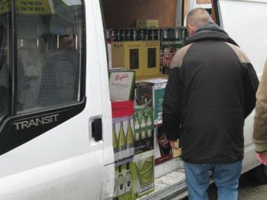 alcohol fraud