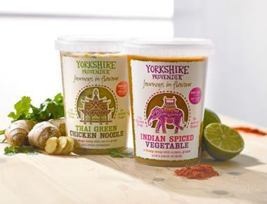 Yorkshire Provender Journeys in Flavour