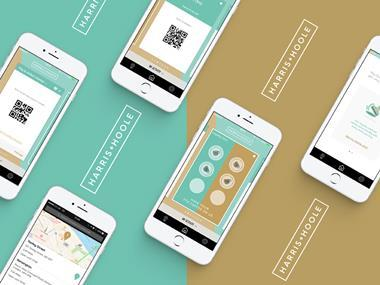 Harris+Hoole unveils Caffè Nero-style loyalty and payment app