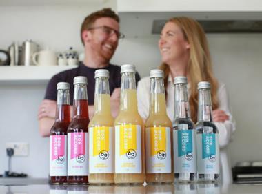 Revival for Scottish soft drinks brand Bon Accord