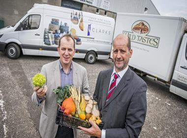 Fine Food adds to portfolio with Clarks and Wild Tastes acquisitions