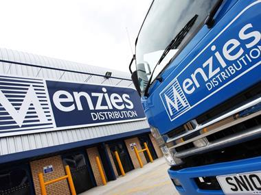 Menzies Distribution wins new supply deal with WH Smith