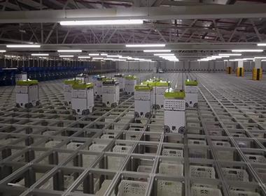 Ocado sees solid growth but reveals Andover investment needed