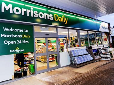 "Morrisons trial at MFG forecourt sites ""still under review"""