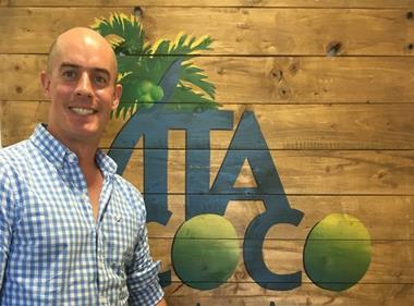 Tim Rees made UK & Ireland commercial director at Vita Coco