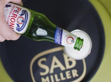 Mega-brew merger puts UK jobs at risk as London head office closure confirmed