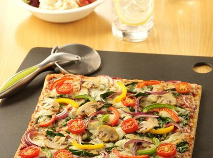 Pizza Hut gluten-free base