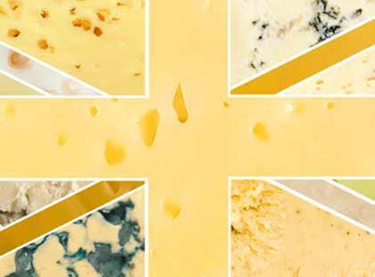 Our chosen cheeses have one thing in common. Passion