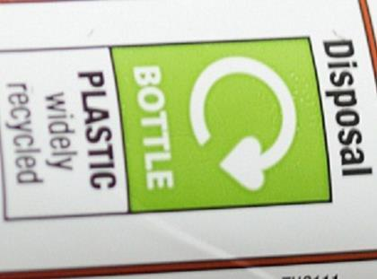 OPRL logo recycling label