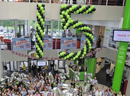 Asda celebrates winning Grocer 33 award