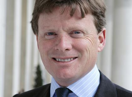 Fisheries minister Richard Benyon