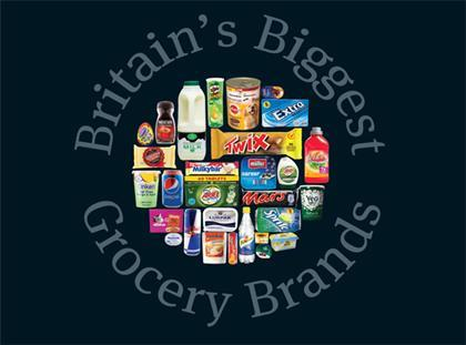 Britain's Biggest Grocery Brands