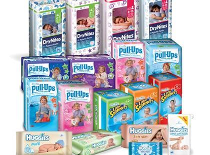 Kimberly-Clark halts Huggies nappy production in Europe