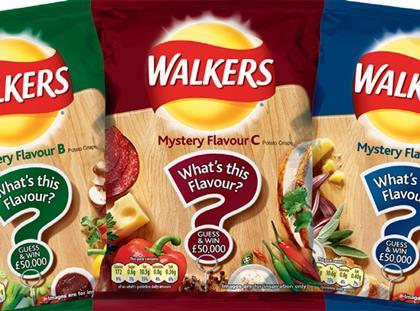 New Walkers flavours will test the tastebuds