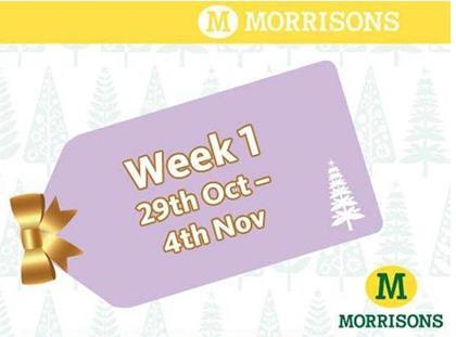 morrisons christmas voucher