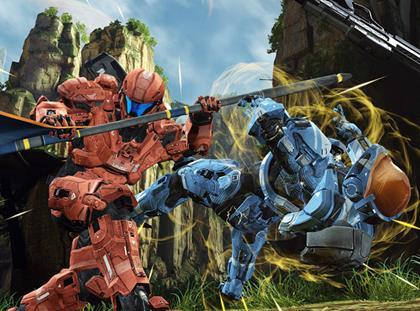 Halo 4 hits shelves