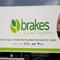 Brakes web