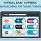 Virtual Dash Buttons web