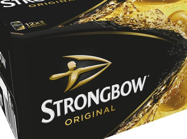 Heineken weakens Strongbow with abv cut