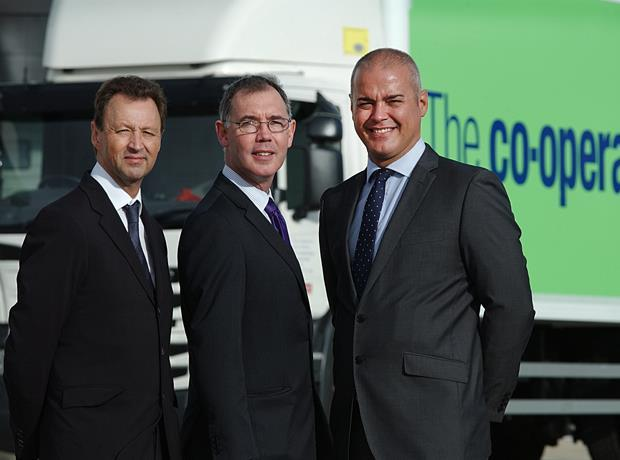 Co-op Group unveils £22m Avonmouth distribution centre