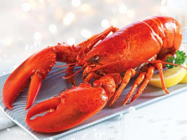 Iceland selling cooked, whole lobster for £5 this Christmas