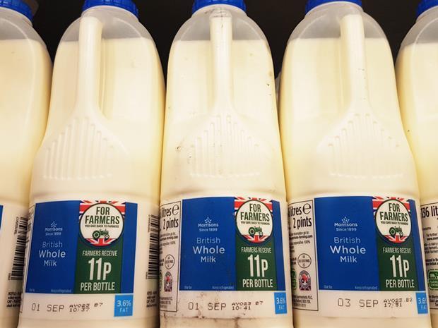 morrisons milk