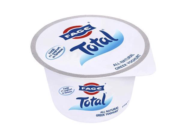 йогурт был только обычный,