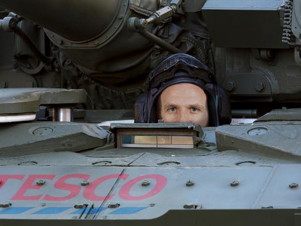 Dave Lewis Tank