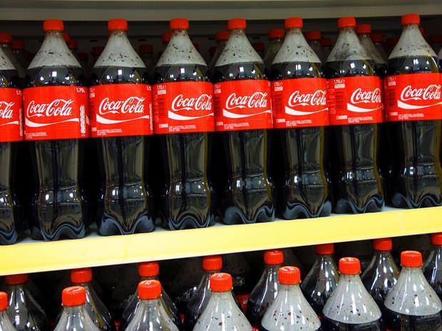 Coke Classic PET bottles