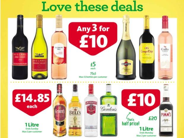 Best wine deals morrisons