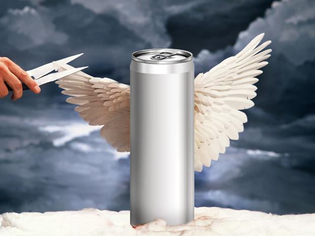 Focus on energy drinks