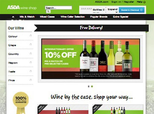 Asda online shop