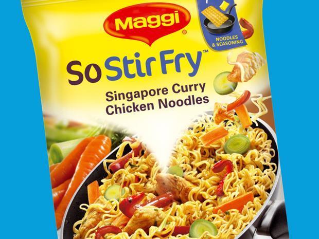 acid test maggi stir fry