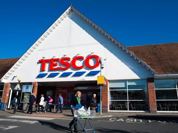 Strategic Planning at Tesco Plc, UK