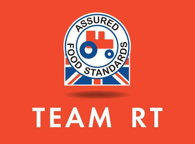 Team RT logo for Red Tractor