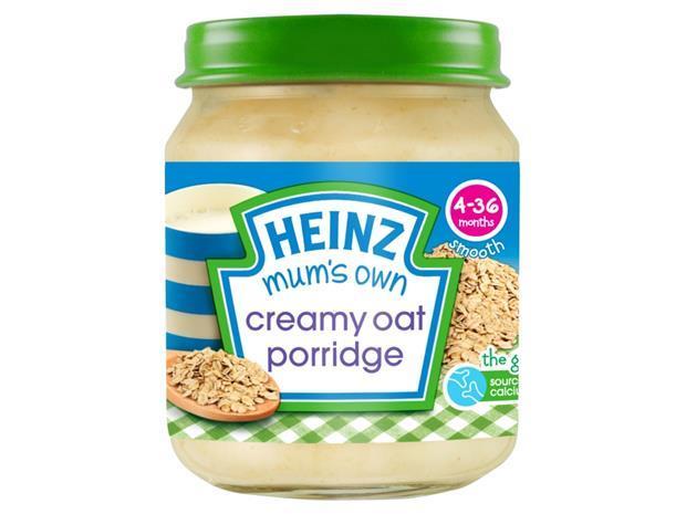 Ingredients In Heinz Baby Food