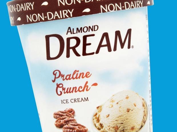 acid test almond dream ice cream