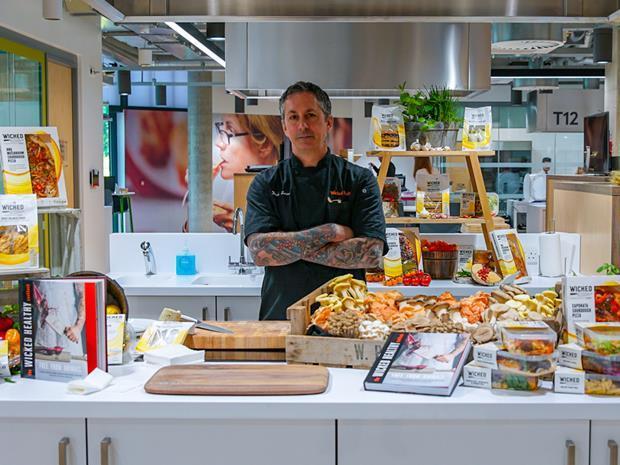 Derek Sarno Wicked Kitchen