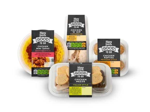 Moy park launches new branded food to go chicken range for Cuisine 2 go